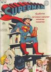 Superman #54 Comic Books - Covers, Scans, Photos  in Superman Comic Books - Covers, Scans, Gallery