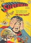 Superman #55 Comic Books - Covers, Scans, Photos  in Superman Comic Books - Covers, Scans, Gallery
