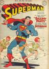 Superman #56 Comic Books - Covers, Scans, Photos  in Superman Comic Books - Covers, Scans, Gallery