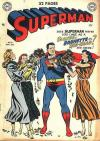 Superman #61 Comic Books - Covers, Scans, Photos  in Superman Comic Books - Covers, Scans, Gallery
