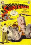 Superman #73 comic books - cover scans photos Superman #73 comic books - covers, picture gallery