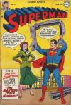 Superman #75 comic books - cover scans photos Superman #75 comic books - covers, picture gallery