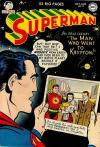 Superman #77 Comic Books - Covers, Scans, Photos  in Superman Comic Books - Covers, Scans, Gallery