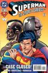 Superman #104 comic books - cover scans photos Superman #104 comic books - covers, picture gallery