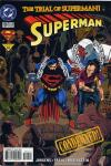 Superman #106 comic books - cover scans photos Superman #106 comic books - covers, picture gallery