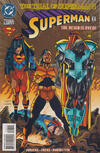 Superman #107 comic books - cover scans photos Superman #107 comic books - covers, picture gallery