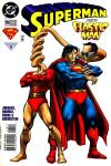 Superman #110 comic books - cover scans photos Superman #110 comic books - covers, picture gallery