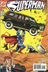 Superman #124 comic books - cover scans photos Superman #124 comic books - covers, picture gallery