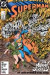 Superman #5 comic books - cover scans photos Superman #5 comic books - covers, picture gallery