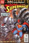 Superman #11 comic books - cover scans photos Superman #11 comic books - covers, picture gallery