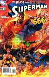 Superman #666 comic books - cover scans photos Superman #666 comic books - covers, picture gallery