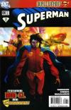 Superman #686 comic books - cover scans photos Superman #686 comic books - covers, picture gallery