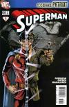 Superman #691 comic books - cover scans photos Superman #691 comic books - covers, picture gallery