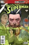 Superman #693 comic books - cover scans photos Superman #693 comic books - covers, picture gallery