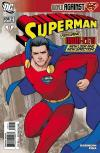 Superman #694 comic books - cover scans photos Superman #694 comic books - covers, picture gallery