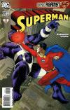 Superman #695 comic books - cover scans photos Superman #695 comic books - covers, picture gallery