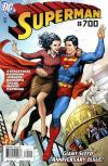 Superman #700 comic books - cover scans photos Superman #700 comic books - covers, picture gallery