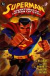 Superman: Adventures of the Man of Steel Comic Books. Superman: Adventures of the Man of Steel Comics.