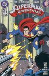 Superman Adventures comic books