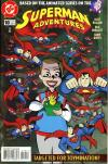Superman Adventures #10 comic books - cover scans photos Superman Adventures #10 comic books - covers, picture gallery