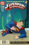Superman Adventures #11 comic books - cover scans photos Superman Adventures #11 comic books - covers, picture gallery