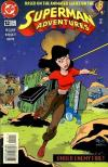Superman Adventures #12 comic books - cover scans photos Superman Adventures #12 comic books - covers, picture gallery