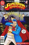 Superman Adventures #15 comic books - cover scans photos Superman Adventures #15 comic books - covers, picture gallery