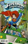 Superman Adventures #18 comic books - cover scans photos Superman Adventures #18 comic books - covers, picture gallery
