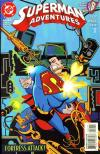 Superman Adventures #22 comic books - cover scans photos Superman Adventures #22 comic books - covers, picture gallery
