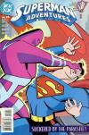 Superman Adventures #24 comic books - cover scans photos Superman Adventures #24 comic books - covers, picture gallery