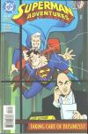 Superman Adventures #27 comic books - cover scans photos Superman Adventures #27 comic books - covers, picture gallery