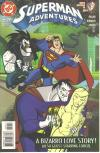 Superman Adventures #29 comic books - cover scans photos Superman Adventures #29 comic books - covers, picture gallery
