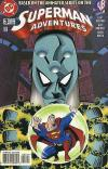 Superman Adventures #3 comic books - cover scans photos Superman Adventures #3 comic books - covers, picture gallery