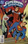 Superman Adventures #31 comic books - cover scans photos Superman Adventures #31 comic books - covers, picture gallery