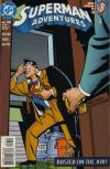 Superman Adventures #33 comic books - cover scans photos Superman Adventures #33 comic books - covers, picture gallery