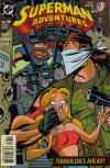 Superman Adventures #36 comic books - cover scans photos Superman Adventures #36 comic books - covers, picture gallery