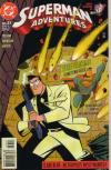 Superman Adventures #37 comic books - cover scans photos Superman Adventures #37 comic books - covers, picture gallery
