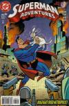Superman Adventures #40 comic books - cover scans photos Superman Adventures #40 comic books - covers, picture gallery