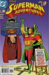 Superman Adventures #42 comic books - cover scans photos Superman Adventures #42 comic books - covers, picture gallery