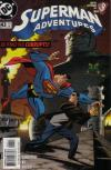 Superman Adventures #43 comic books - cover scans photos Superman Adventures #43 comic books - covers, picture gallery