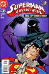 Superman Adventures #50 Comic Books - Covers, Scans, Photos  in Superman Adventures Comic Books - Covers, Scans, Gallery