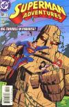 Superman Adventures #51 comic books - cover scans photos Superman Adventures #51 comic books - covers, picture gallery