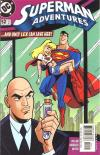 Superman Adventures #52 comic books - cover scans photos Superman Adventures #52 comic books - covers, picture gallery