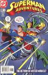 Superman Adventures #53 comic books - cover scans photos Superman Adventures #53 comic books - covers, picture gallery