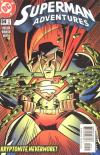 Superman Adventures #54 comic books - cover scans photos Superman Adventures #54 comic books - covers, picture gallery