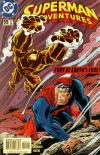 Superman Adventures #55 Comic Books - Covers, Scans, Photos  in Superman Adventures Comic Books - Covers, Scans, Gallery