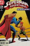 Superman Adventures #60 Comic Books - Covers, Scans, Photos  in Superman Adventures Comic Books - Covers, Scans, Gallery