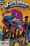 Superman Adventures #61 Comic Books - Covers, Scans, Photos  in Superman Adventures Comic Books - Covers, Scans, Gallery
