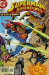 Superman Adventures #63 Comic Books - Covers, Scans, Photos  in Superman Adventures Comic Books - Covers, Scans, Gallery
