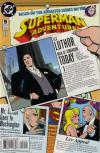 Superman Adventures #9 comic books - cover scans photos Superman Adventures #9 comic books - covers, picture gallery